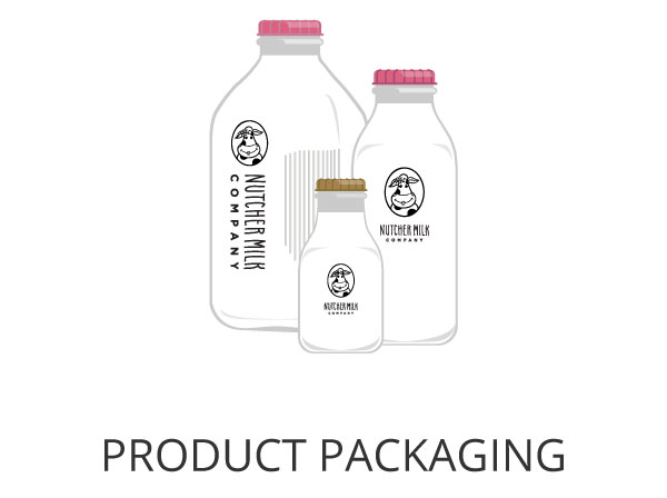 Nutcher Milk Packaging