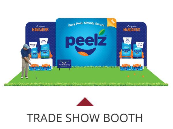 Peelz Trade Show